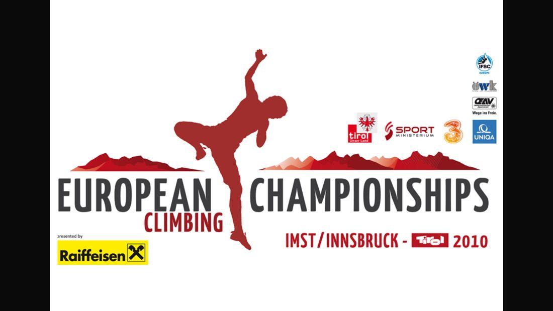 KL Europameisterschaften 2010 Logo