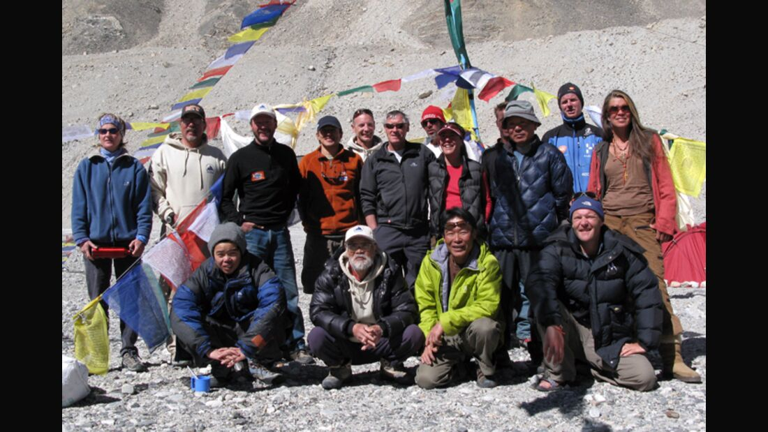 KL Everest-Doku Team