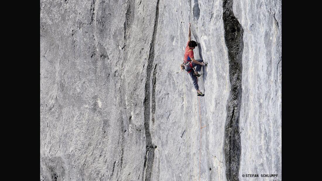 KL Fabi Buhl klettert Nirwana