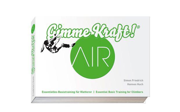 KL Gimme Kraft Air: Klettertraining für Anfänger und Fortgeschrittene