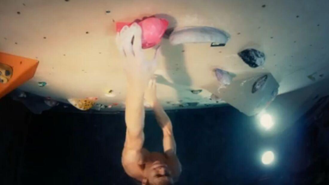 KL Hard Moves Bouldercup Psyche up Trailer