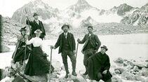 KL Historisches Alpenarchiv - Hochebene
