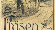 KL Historisches Alpenarchiv - Praesenzbuch