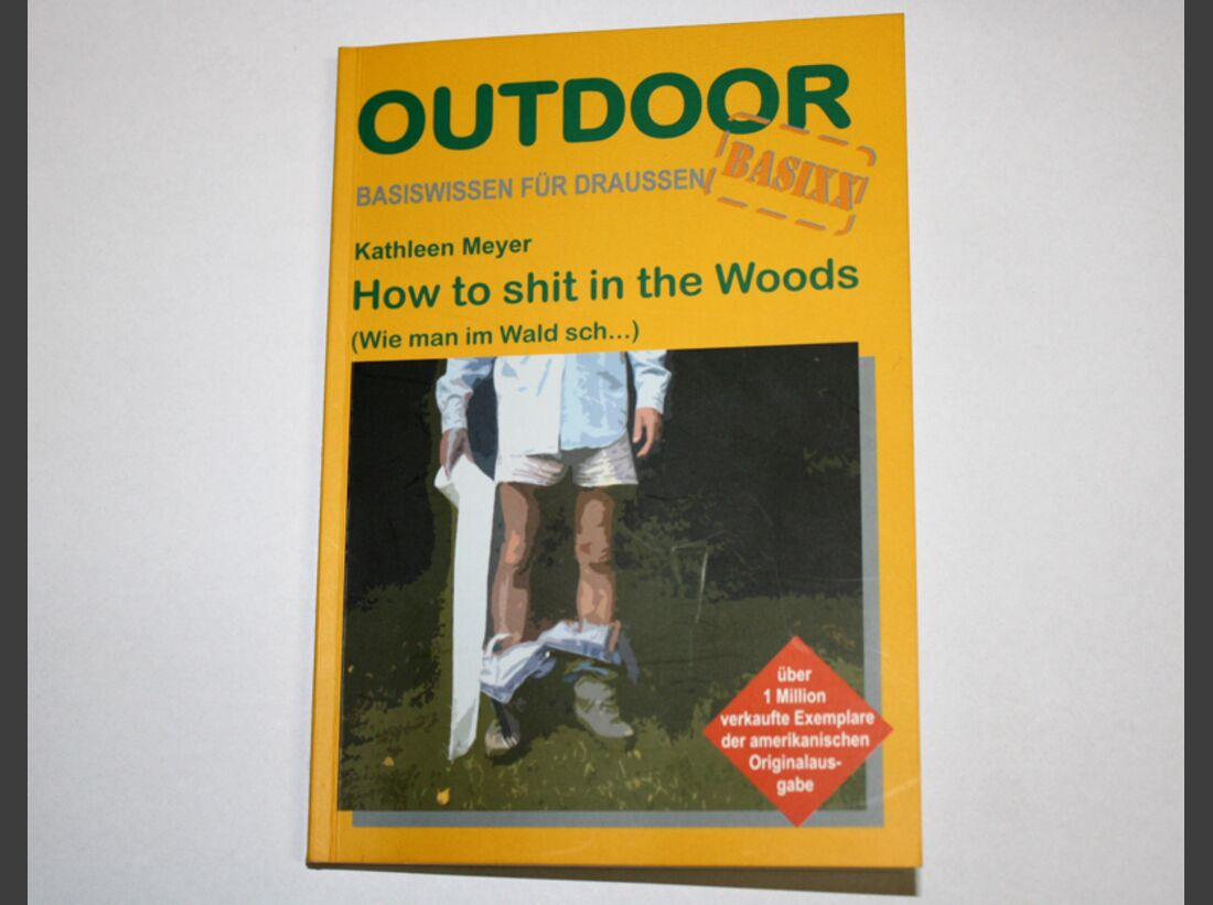KL How to shit in the woods