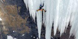KL Iceclimbing flick Hannes Mair Alpsolut Eisklettern Kanada