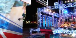 KL Isaac Caldiero gewinnt American Ninja Warrior 2015