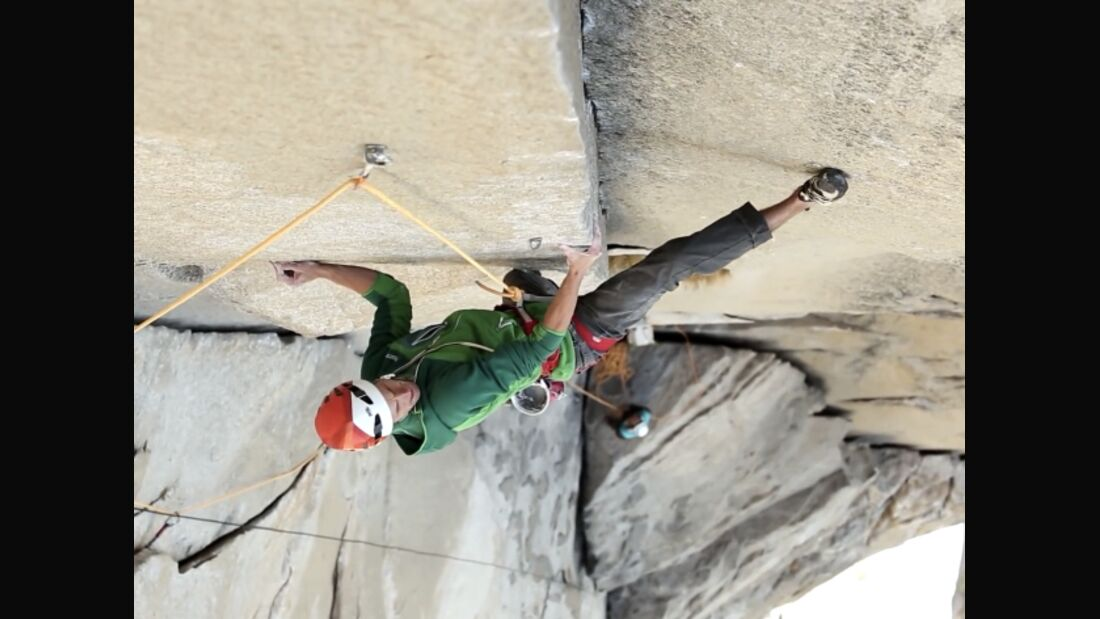 KL Jorg Verhoeven klettert The Nose am El Capitan Yosemite USA teaser
