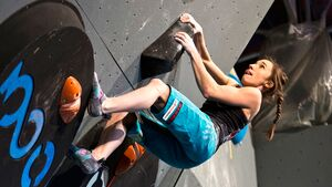 KL Juliane Jule Wurm wird Europameisterin im Bouldern 2015 teaser