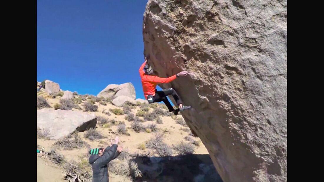 KL Kai Lightner hiking the Mandala teaser