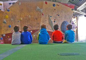 Klettern mit Kindern unter 6 Jahren - klettern.de