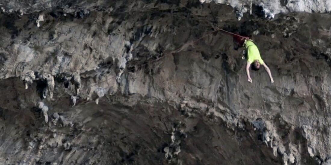 KL Klemen Becan klettert in Osp, Slowenien - Teaser Bala Bala
