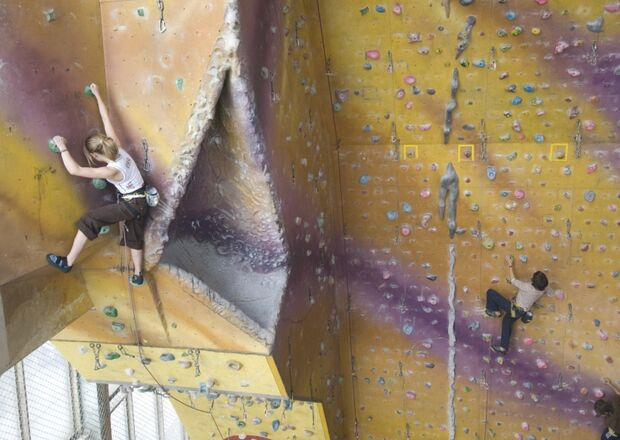 KL Kletterhalle Kendal Wall