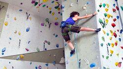 KL Kletterhalle Waldau Klettern 17 Fragen teaser
