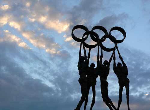 KL Klettern Olympia Symbolbild