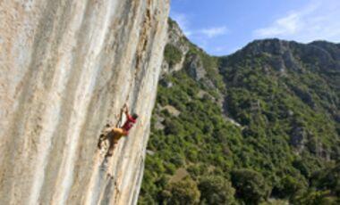 KL Klettern auf Sardinien