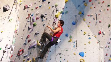 KL Klettern im Vorstieg