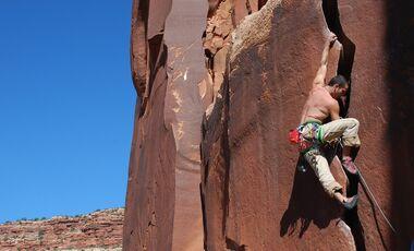 KL Klettern in den USA - Tradklettern - Sandstein teaser