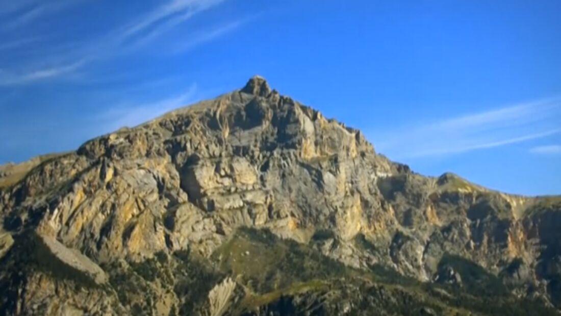 KL Klettern und Fliegen Tete d'Aval Projekt Teaser