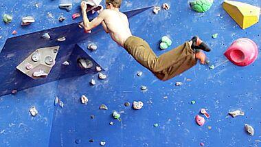 KL Klettertraining Dynamic Climbing Power Louis Parkinson