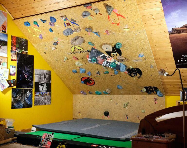 Klettertraining Zu Hause Klettern De