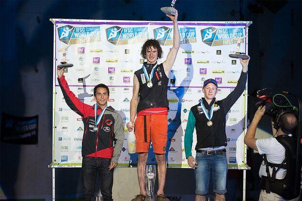 KL-Lead-Weltcup-Imst-2014-Herrren-Podium-14638718317_9505d85702_b (jpg)