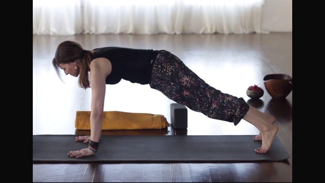 KL Leslie Fightmaster Yoga für Kletterer