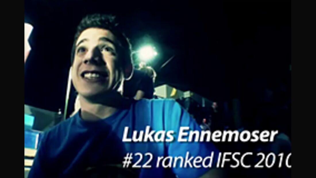 KL Lukas Ennemoser im Interview 2010