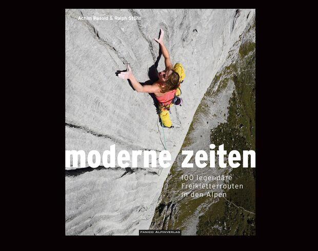 KL Moderne Zeiten Alpinklettern das Buch