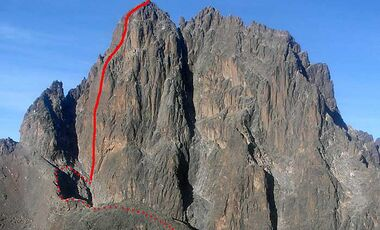 KL Mount Kenya