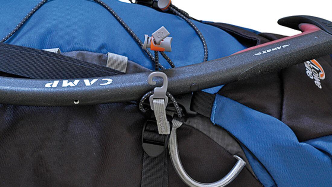 KL OD Lowe Alpine Crag Attack Detail
