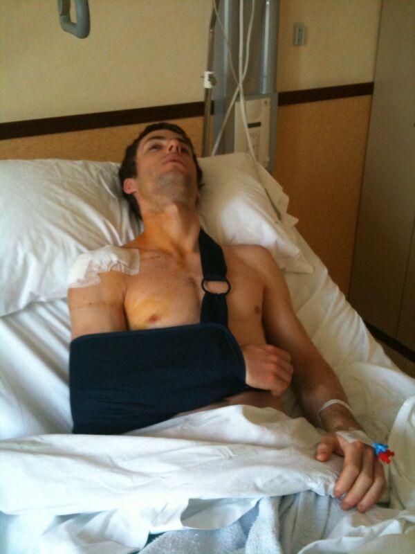 KL Patxi Usobiaga nach Schulter-Operation