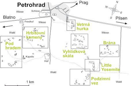 KL Petrohrad Übersicht