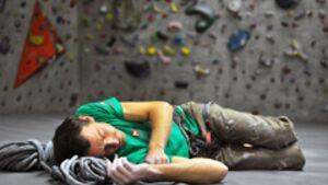 KL Richtig Ruhen beim Klettern