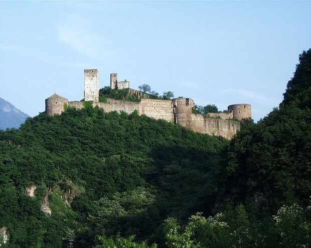 KL Schloss Sigmundskron Messner Mountain Museum