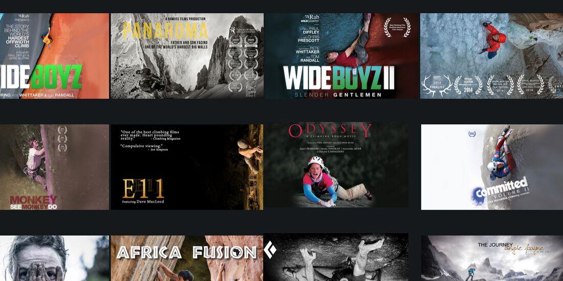 KL Slipstream climbing movies stream teaser
