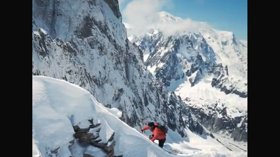 KL Summits of my Life Trailer Kilian Jornet TEaser