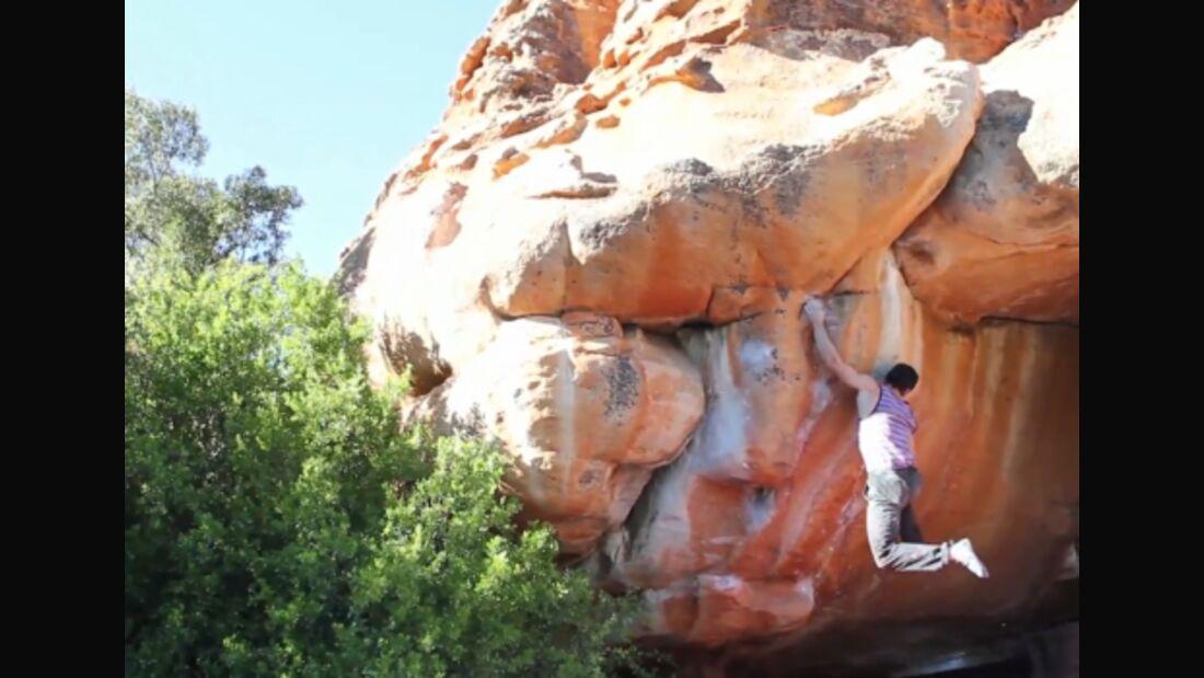 KL Team USA bouldert in den Rocklands, Südafrika