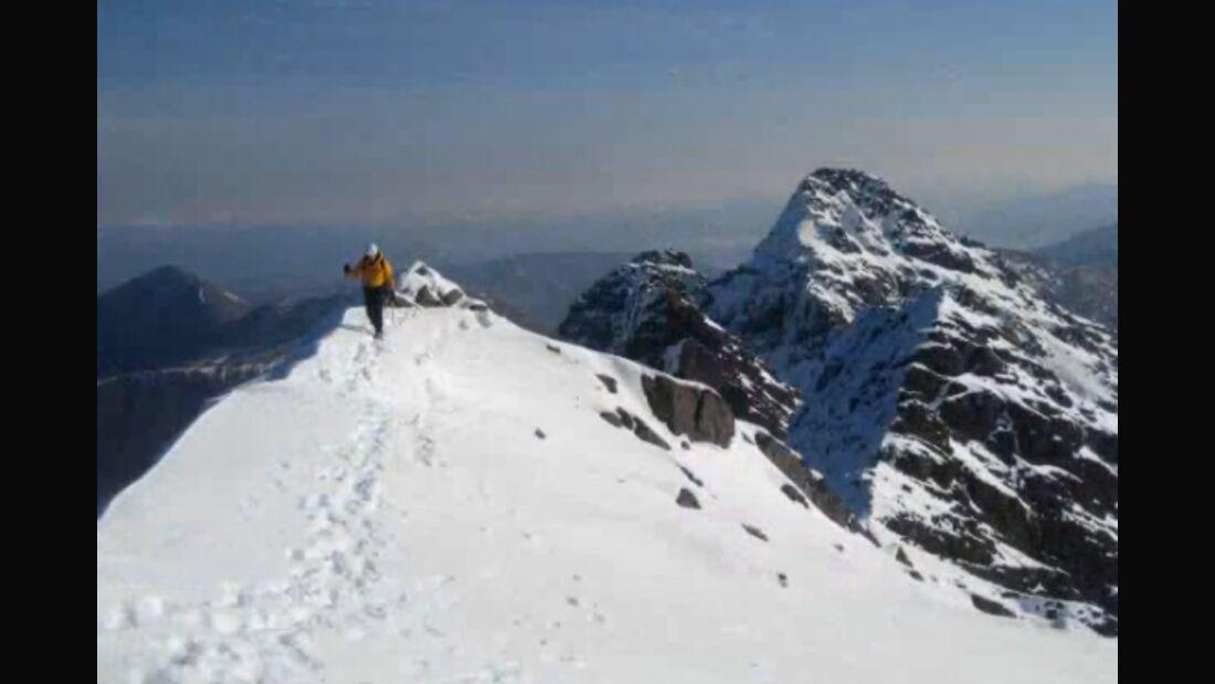 KL Teaser Video Überschreitung Cuillin Ridge Schottland