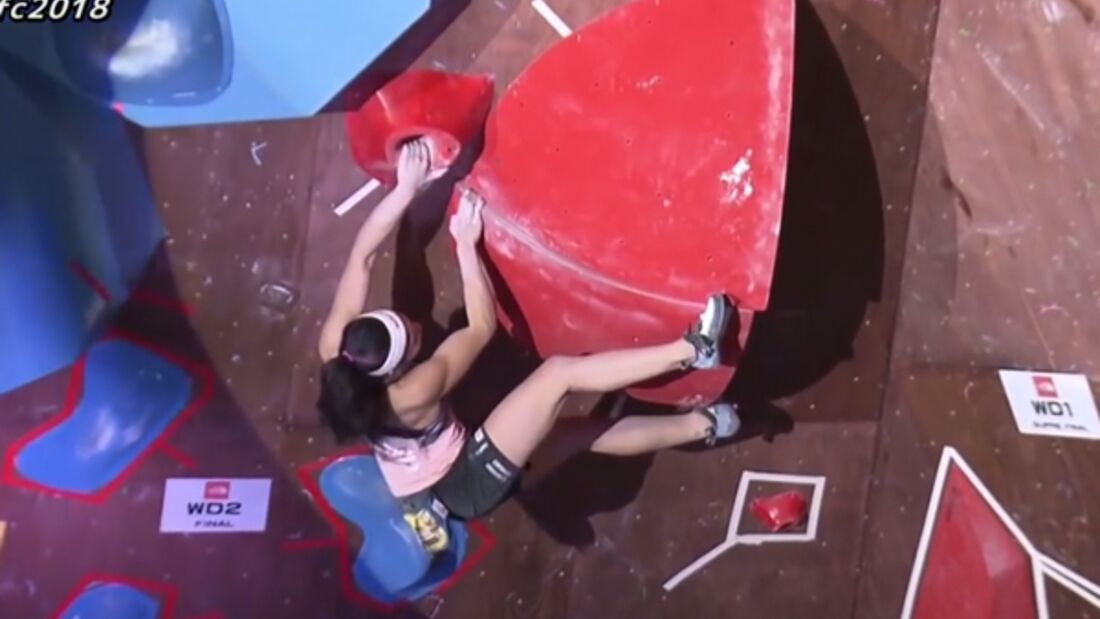 KL The North Face Cup Japan Finale Mitschnitt Yt