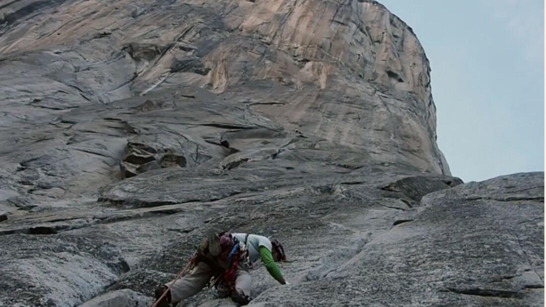 KL The Nose El Capitan Yosemite USA
