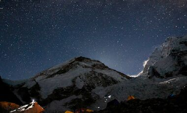 KL Timelapse Video Mount Everest Teaser