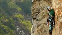 KL Tradclimbing in Annot