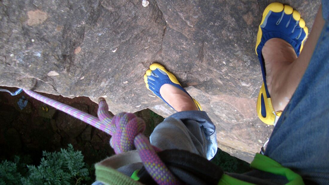 Zehenschuhe im Test Gesunde Füße durch Vibram & Co.