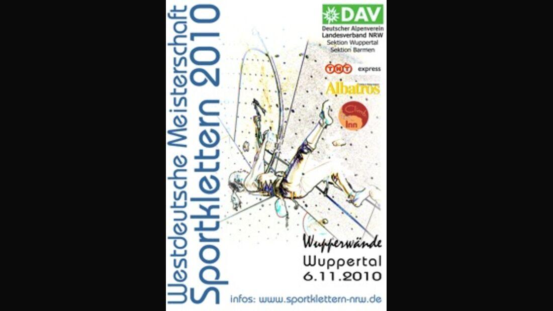 KL Westdeutsche Meisterschaften Klettern 2010