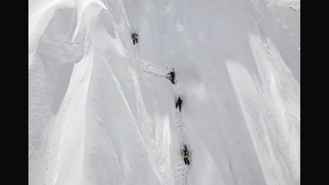 KL Zabardast Skibergsteigen Pakistan full film teaser