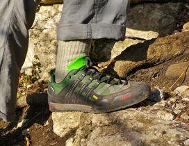 official photos 0859e cee89 Schuhe für den Zustieg im Vergleich - klettern.de