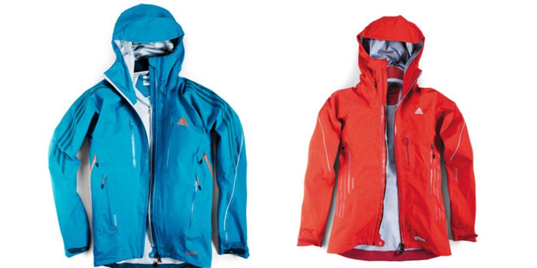 adidas Herren Terrex Icefeather Jacke Gore Tex Pro Outdoor