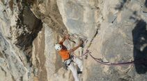 KL-alpines-Sportklettern-Sarcatal-Gardasee-c-Franz-Heiss-Via per Marco Simoni 1
