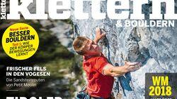 KL klettern 08-2018 klettern Magazin Querformatsteaser