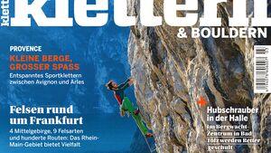 KL klettern 3-2018 Titel Cover Teaser Querformat